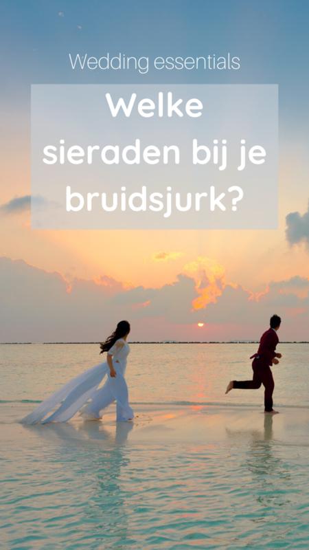 Sieraden voor de bruid of huwelijksgast