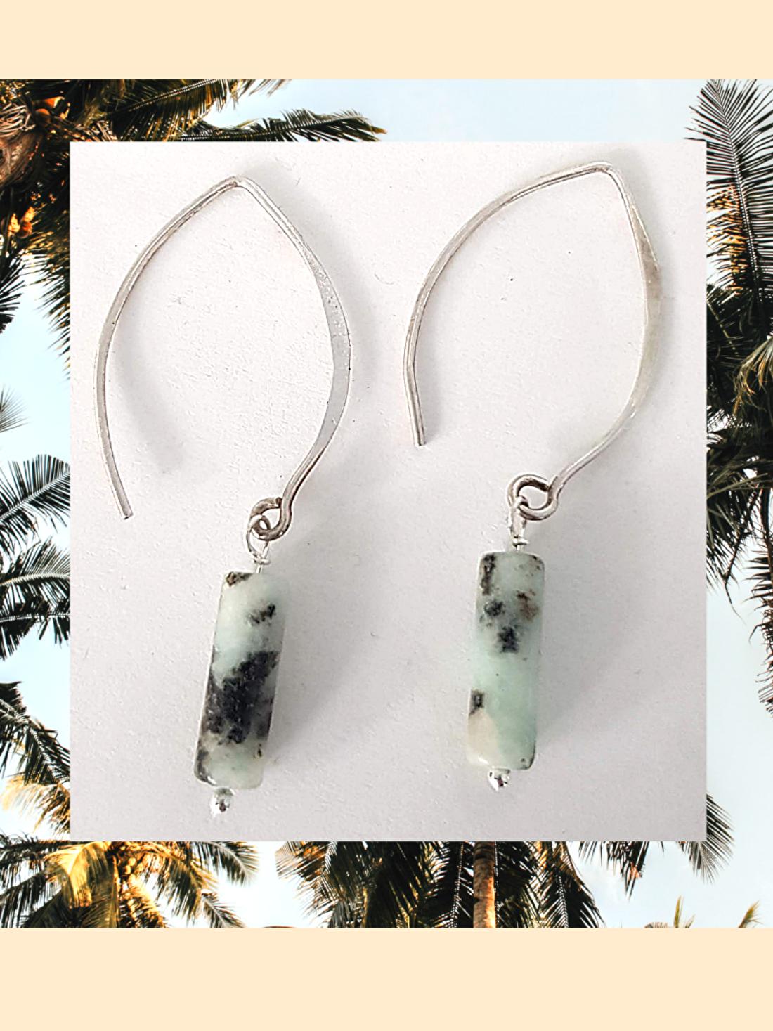 Kip Design op Instagram, sieraden met edelstenen