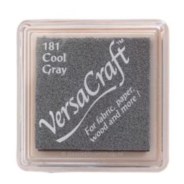 Stempelkussen Versacraft | GRIJS | Cool Grey