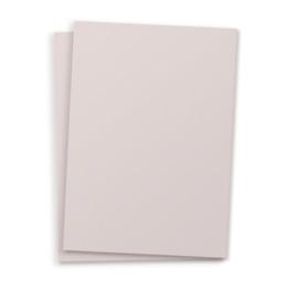 Blanco A6 kaart roze