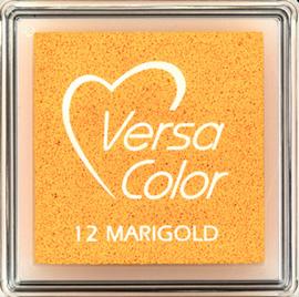 Versacolor |  12 MARIGOLD  | Oker geel stempelkussen