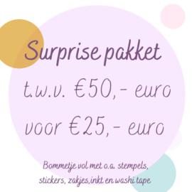 Surprise pakket met Passie Bloom producten!