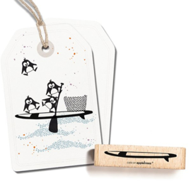 Stempel sup board watersport | Cats on appletrees | 2649