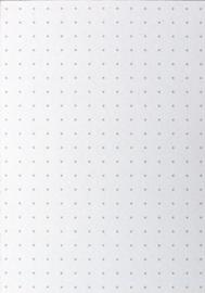 DIY zelf een kaart maken, stipjes patroon A6