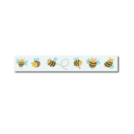 Washi tape bijen