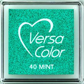 Versacolor |  40 MINT  | Groen stempelkussen