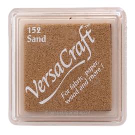 Versacraft Sand beige stempelkussen 152