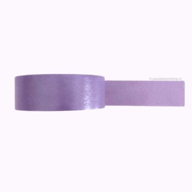 Egaal washi tape Pastel paars | 5mtr