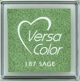 Versacolor |  187 SAGE  | Groen stempelkussen