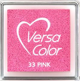 Versacolor |  33 PINK  | Roze stempelkussen