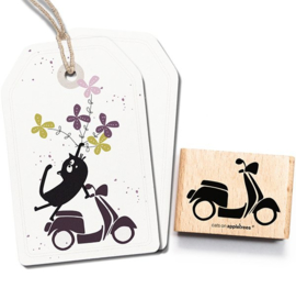 Stempel scooter/ brommer