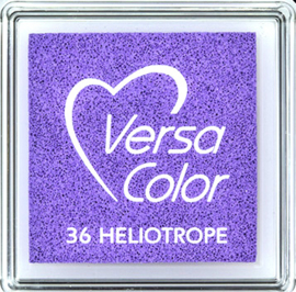 Versacolor |  36 HELIOTROPE  | Paars stempelkussen