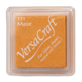 Stempelkussen Versacraft | GEEL | Maize