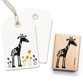 Stempel giraffe | Cats on appletrees | 2183