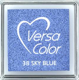 Versacolor |  38 SKY BLUE  | Blauw stempelkussen