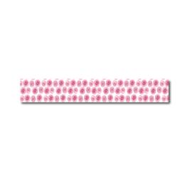 Washi tape roze roosjes