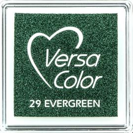 Versacolor |  29 EVERGREEN  | Groen stempelkussen
