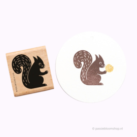 Stempel eekhoorn