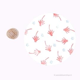 Mini Stempeltje M | Margriet bloem