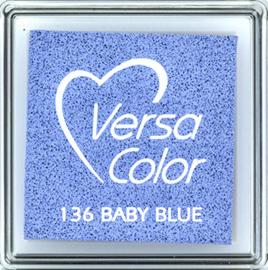 Versacolor | 136 BABY BLUE  | Blauw stempelkussen