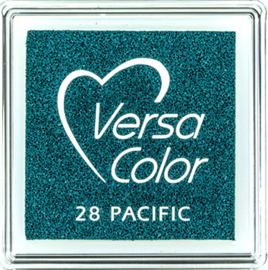Versacolor |  28 PACIFIC  | Blauw stempelkussen
