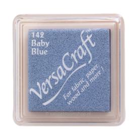 Stempelkussen Versacraft | BLAUW | Baby Blue