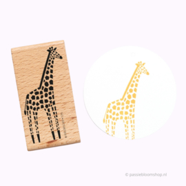 Stempel giraf