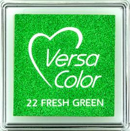 Versacolor |  22 FRESH GREEN  | Groen stempelkussen