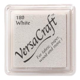 Stempelkussen Versacraft | WIT | White