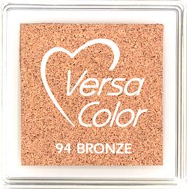 Versacolor |  94 BRONZE  | Metallic Koper stempelkussen