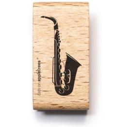 Stempel instrument saxofoon