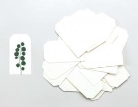 Etiket labels (5stuks)