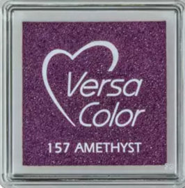 Versacolor Amethyst 157 Paars stempelkussen