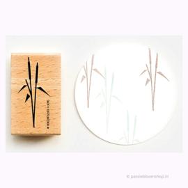 Stempel rietsigaar bamboe gras