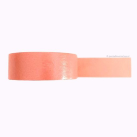 Egaal washi tape neon roze | 5mtr