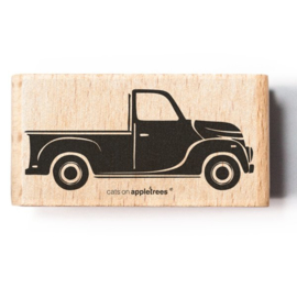 Grote stempel pickup auto truck