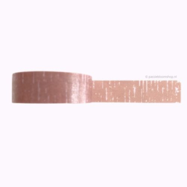 Washi tape patroon lila paars