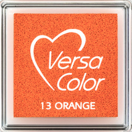 Versacolor |  13 ORANGE  | Oranje stempelkussen
