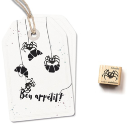 Stempel spin | Cats on appletrees | mini 2634