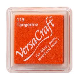 Versacraft Tangerine oranje stempelkussen 112