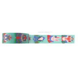 Washi tape Koninklijke dieren | Marijke Buurlage