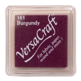 Versacraft Burgundy paars stempelkussen 161