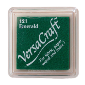 Stempelkussen Versacraft | GROEN | Emerald