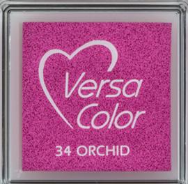 Versacolor Orchid roze stempelkussen 34