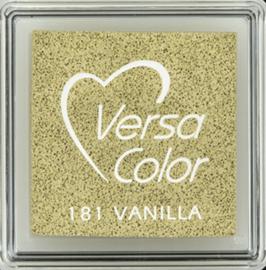 Creme kleur stempelkussen versacolor klein | 181 VANILLA
