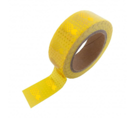 Washi tape | Goud geel ananassen