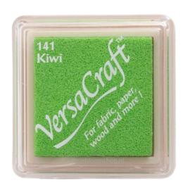 Stempelkussen Versacraft | GROEN | Kiwi