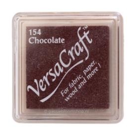 Stempelkussen Versacraft | BRUIN | Chocolate