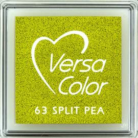 Versacolor |  63 SPLIT PEA | Groen stempelkussen