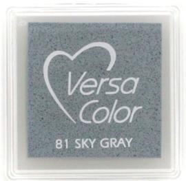 Versacolor 81 Grijs | Sky grey stempelkussen